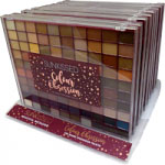 Sunkissed Colour Obsession 100 Shade Eyeshadow Palette (2 Options) 28676 (SUNKISSED 68)