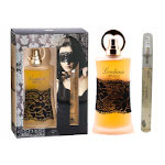 Loveliness Sensuelle Gift Set (Ladies 100ml EDP + Travel Atomzier 10ml) Real Time (FRRTS066) (0247)