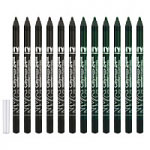NYC City Proof 24HR Waterproof Eyeliner (2 Colours) (12pcs) (£0.60 / each) R270
