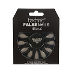 Technic False Nails - Almond Coloured French Tip (6pcs) (29136) (£1.42/each) T/Nail-9