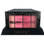 Technic Blush Palette - Cool Edit (12pcs) (29737) (£1.48/each) A/34