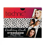Technic Cranberry Crush Eyeshadow Palette (998225CBY) (Options) T/ XMAS-97