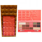 I ♥ Makeup Chocolate and Peaches Eyeshadow Palette (3776) R488