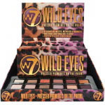 W7 Wild Eyes Pressed Pigments On The Prowl (6pcs) (3653) (£3.21/each)