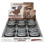 Baoishi Quick Fix Make-up Printing Pretty Eye Brows (12pcs) (£0.83/each) (2911)