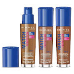 #Rimmel Match Perfection Foundation (Options) (From £1.50/each)