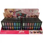 Saffron 16 Colours Eyeshadow (12pcs) (6011) (£1.23 / each) SAFFRON 84