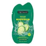 Freeman Renewing Cucumber Peel-Off Gel Mask Sachet - 15ml (7772) (Options)