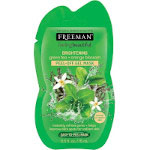 Freeman Brightening Green Tea + Orange Blossom Peel-Off Gel Mask Sachet - 15ml (Options) (45964)