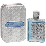 Liquid Steel (Mens 100ml EDT) Linn Young (FRLY106) (9799)