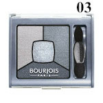 #Bourjois Smoky Stories Quad Eyeshadow Palette (Options)