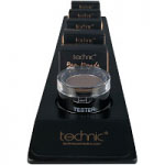 Technic Brow Pomade & Powder Duo - Medium (5pcs) (29554) (£1.22/each) D60b