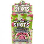 W7 Watermelon Shots Mini Sheet Masks (24pcs) (WMSM) (£0.57/Each) (5695) W7/Mask-15