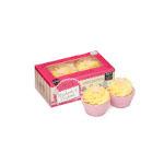 Patisserie De Bain Rhubarb & Custard Bath Tartlettes (8725)