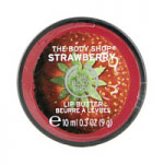 The Body Shop Strawberry Lip Butter - 10ml (1437) (TBS/21)