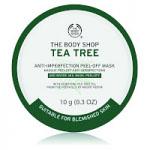 The Body Shop Tea Tree Anti-Imperfection Peel-Off Mask - 10g (6133) (TBS/46)