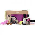 The Body Shop Holiday Body Care Travel Essentials Gift Bag Set (7531) (TBS/43)