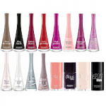 Bourjois 1 Seconde & La Laque Gel Nail Polish (24pcs) (Assorted) (£0.60/each)