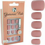 W7 Glamorous Nails - Cocoa Nude (12pcs) (GNCN) (£1.11/Each) (7965) W7 NAILS 1