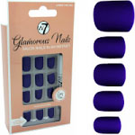 W7 Glamorous Nails - Under the Sea (12pcs) (GNUTS) (£1.11/Each) (7996) W7 NAILS 12