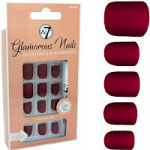 W7 Glamorous Nails - Garnet (12pcs) (GNGA) (£1.11/Each) (7873) W7 NAILS 13