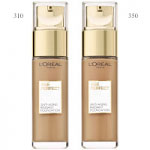 L'Oreal Age Perfect Radiant Foundation (12pcs) Assorted (£3.75/each) R225