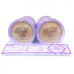 Sunkissed Moonlit Glow Baked Highlighter (12pcs) (29102) (£1.17/each) SUNKISSED 25C