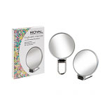 Royal 2x Magnifying Travel Mirror (6pcs) (OACC116) (£1.50/each) ROYAL 174