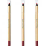 Max Factor Colour Elixir Lip Liner (3pcs) (06 Mauve Moment) (£1.00/each) (3225)
