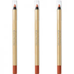 Max Factor Colour Elixir Lip Liner (3pcs) (14 Brown n Nude) (£1.00/each) (3089)