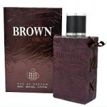 Brown Orchid Oud Edition (Mens 100ml EDP) Fragrance World (4519)