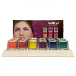 Saffron Colour Eyeshadow Palettes (24pcs) (2018) (£0.62/each)