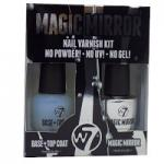 W7 Magic Mirror Nail Varnish Kit (0072) D/19