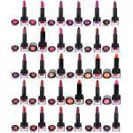 London Girl Long Lasting Glossy Lipstick (12pcs) (Assorted) (£0.30/each) R/373
