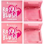 Rimmel Royal Blush Cream Blush (3pcs) (Options) (£1.00/each)