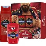 Old Spice Captain -  Deodorant Stick & Shower Gel Gift Set (2956)