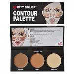 City Color Contour Palette (6pcs) (3362) (£2.50/each) LILYZ/53