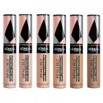 L'Oreal Infallible More Than Concealer (3pcs) (£3.95/each) (Options)