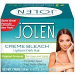 Jolen Original Formula Creme Bleach for Face & Body - 125ml (2744)