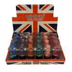 London Girl Nail Polish Tray (24pcs) (£0.35/each) (Options)