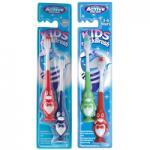 Beauty Formulas Kids Quick Brush - 2 Pack (Penguin) (12pcs) (0.63/each) (1303) (88448) BF/25
