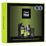 Dove Men+Care Gym Essentials Gift Set With Gym Towel & Water Bottle (PC2638)