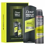 Dove Men+Care Sports Active Duo Gift Set (6508)