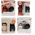Sally Hansen Miracle Gel Nail Polish Duo Pack (4pcs) Assorted (£3.00/each)