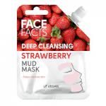 Face Facts Deep Cleansing Strawberry Mud Mask - 60ml (0000) (20000-150) FF/73